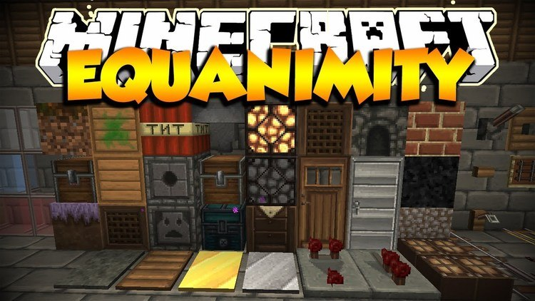 Equanimity Resource pack logo
