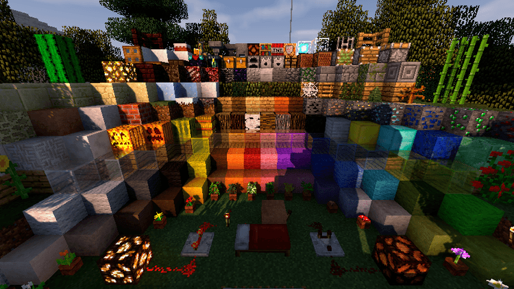 Realistico Resource Pack 1