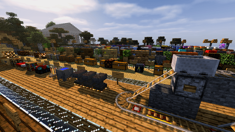 Realistico Resource Pack 3