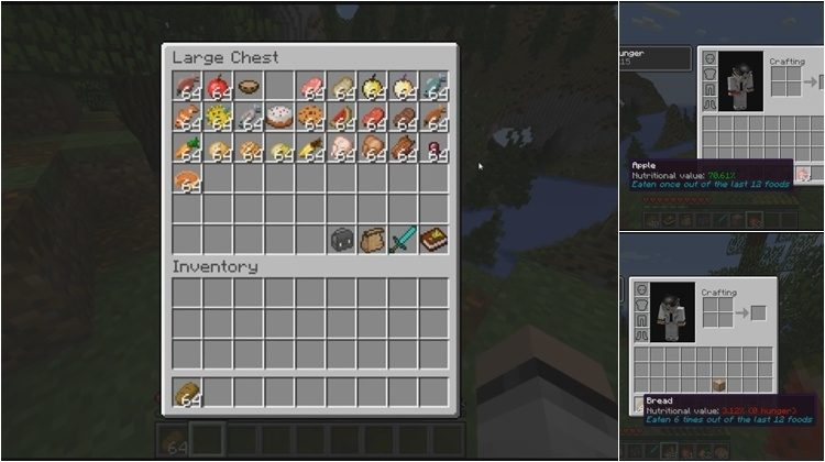 The Spice of Life Mod 1