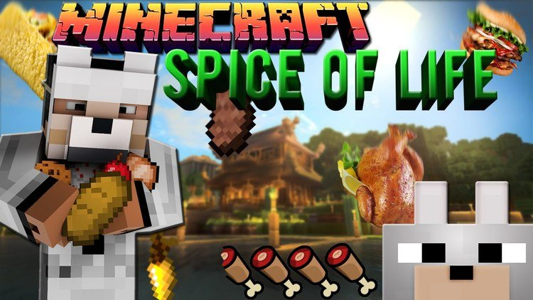 The Spice of Life Mod Logo