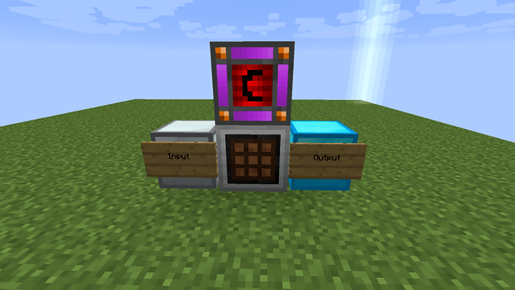 AutoPackager mod for minecraft 01