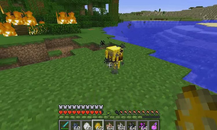 Baby Mobs Mod for Minecraft 10