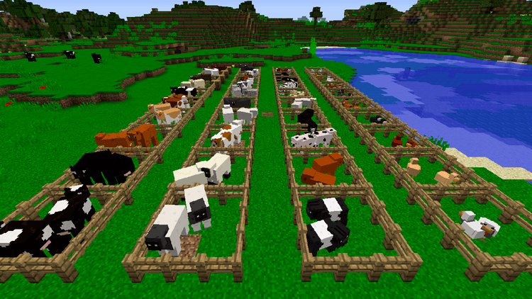 Better Agriculture mod for minecraft 01