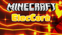 ElecCore mod for Minecraft logo