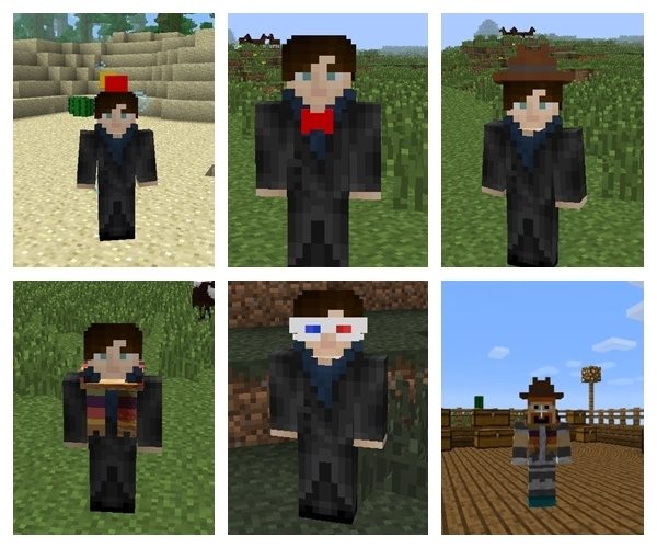 Fez Mod - Adds new Doctor Who items to Minecraft 6