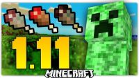 List of the best mods for Minecraft 1.11 Logo