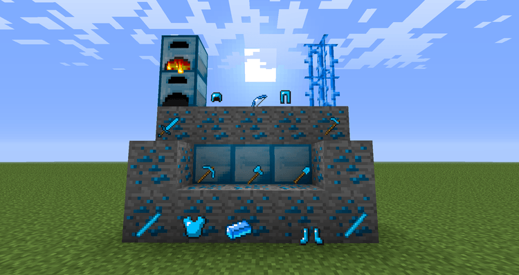Simple Ores 4 for Minecraft