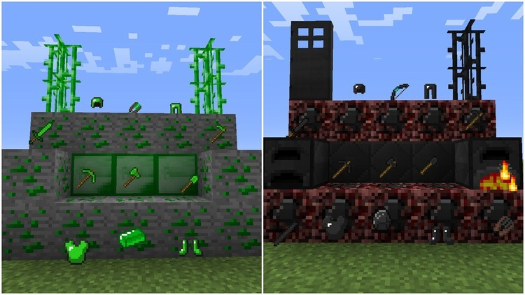 Simple Ores 3 for Minecraft