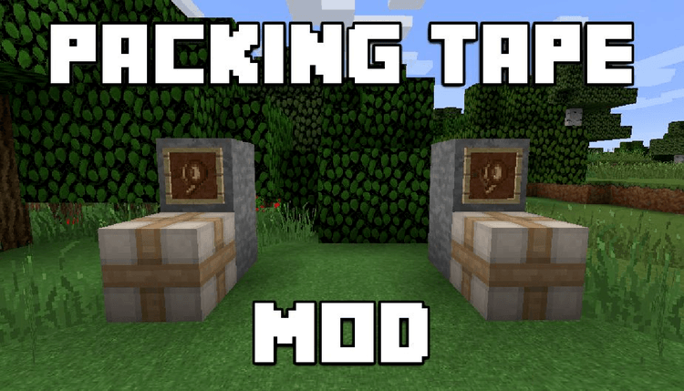 Packing Tape mod 04