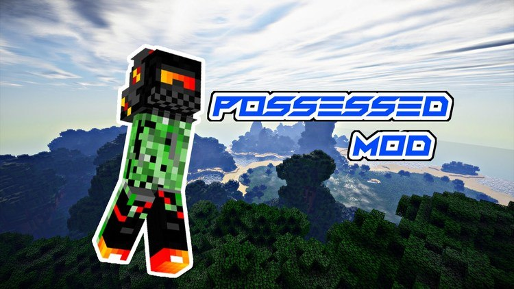 Possessed Mod for Minecraft Logo