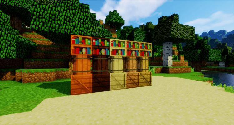 Random Decorative Things Mod for Minecraft 3