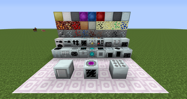 RebornCore Mod for Minecraft 1