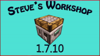 Steves Workshop mod logo