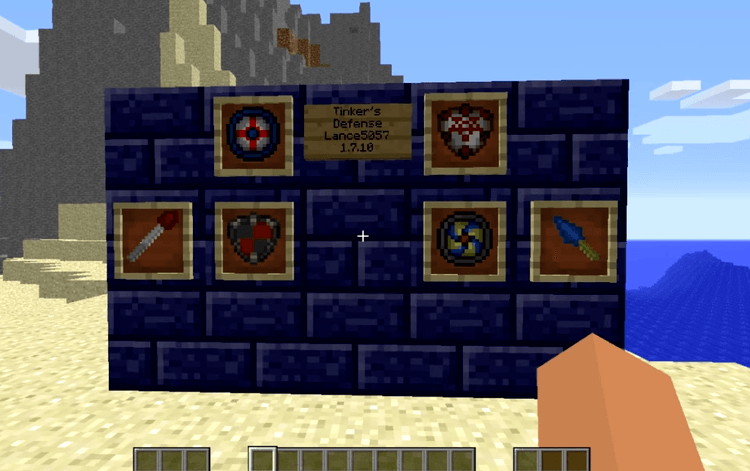 Tinkers's Defense Mod for Minecraft 3