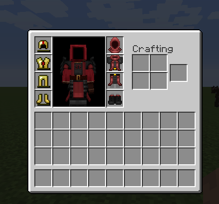 Cosmetic Armor Reworked Mod for Minecraft 03