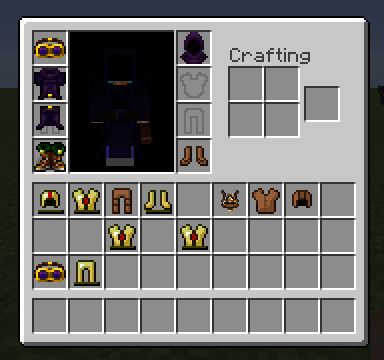Cosmetic Armor Reworked Mod for Minecraft 04