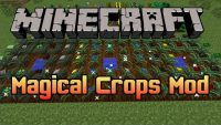 magical crops core mod for minecraft logo