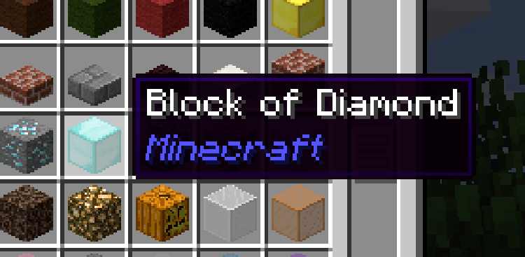 mod name tooltip mod for minecraft 01