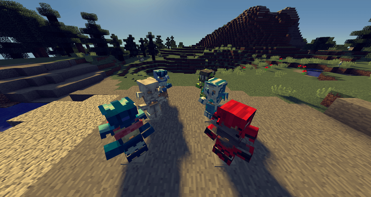 pixelmon armors mod for minecraft 02