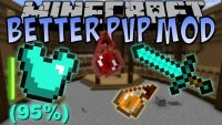 Better PVP Fairplay Mod for minecraft logo