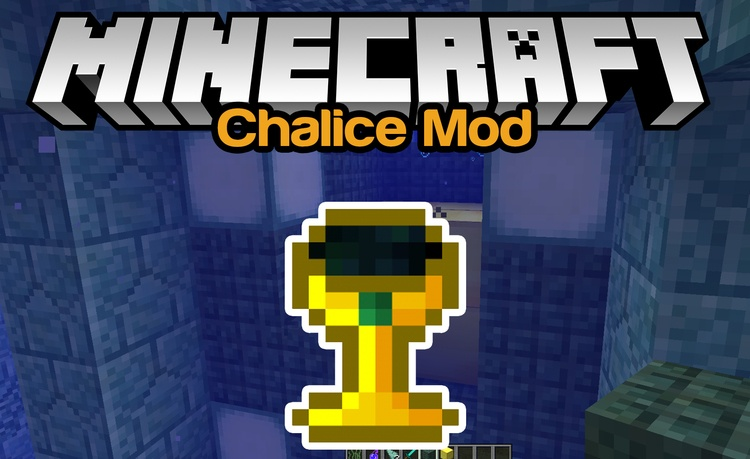 Chalice Mod for Minecraft Logo