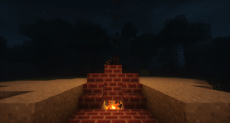 Chimneys Mod for Minecraft 2