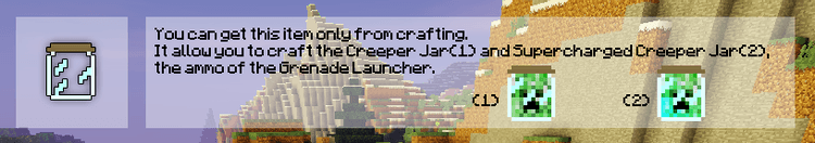 Creeperade Mod for Minecraft 5