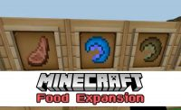 Food Expansion Mod for Minecraft Logo