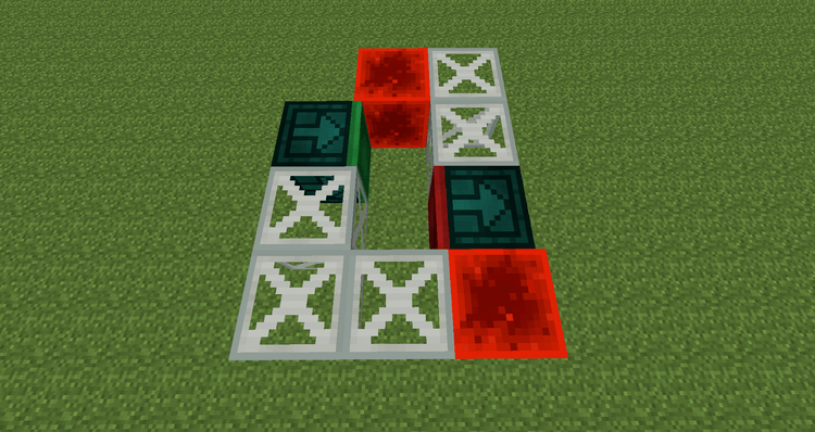 Funky Locomotion Mod for Minecraft 1