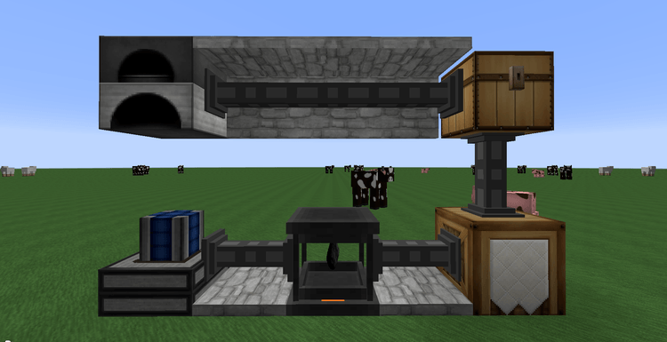 Router Reborn Mod for Minecraft 3