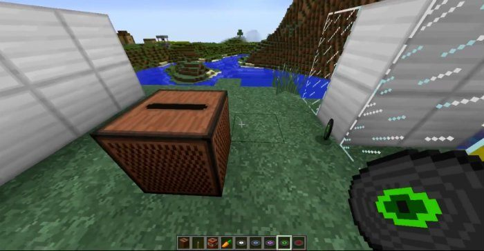 Sound Filters Mod for Minecraft 1