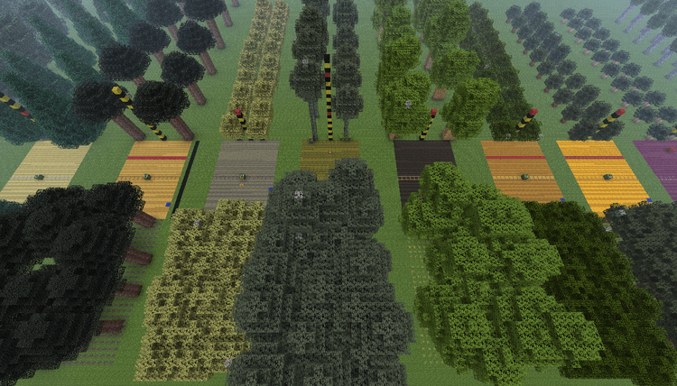 Storage Drawers: Forestry Mod for minecraft 02