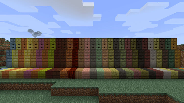 Storage Drawers: Forestry Mod for minecraft 03