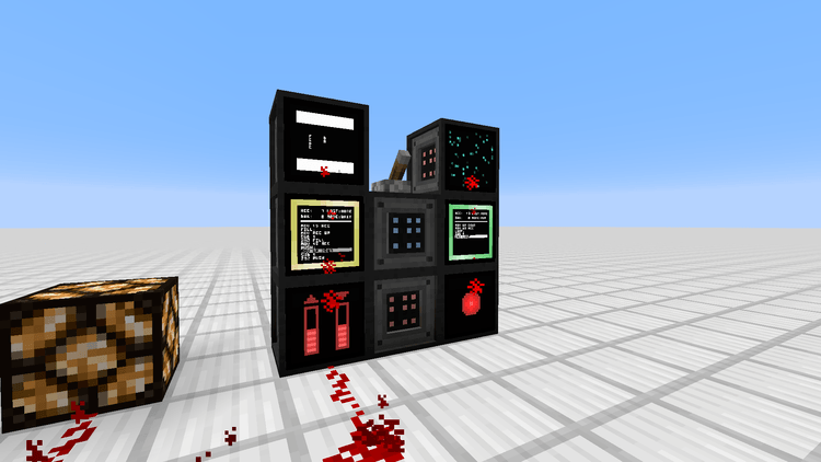 TIS-3D Mod for Minecraft 1