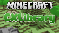 cxlibrary mod for minecraft logo