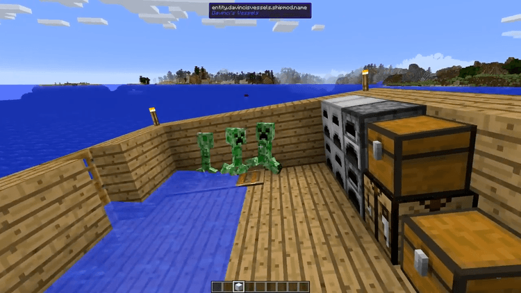 Davinci's Vessels mod for minecraft 04