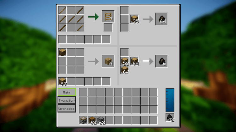 Engineer's workshop mod for minecraft 02