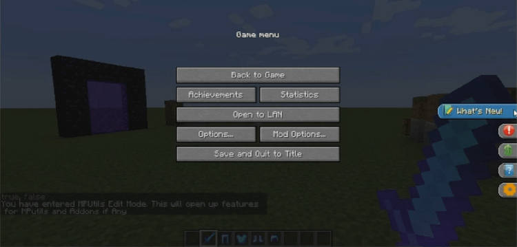 modpack utilities mod for minecraft 01