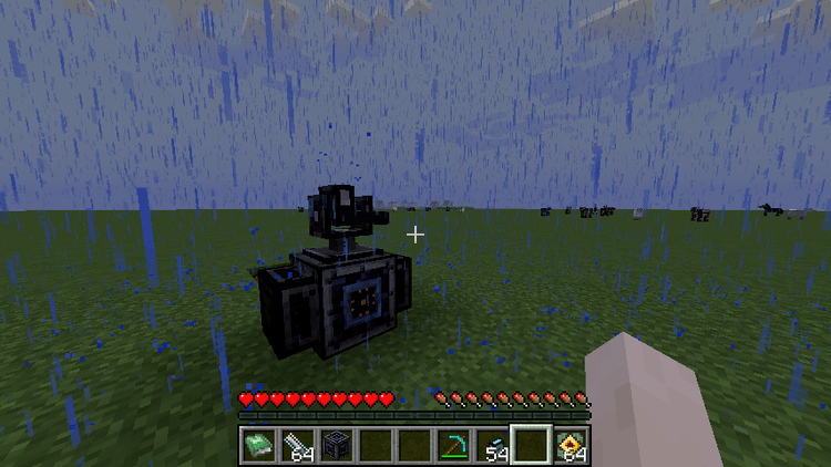 open modular turrets mod for minecraft 03