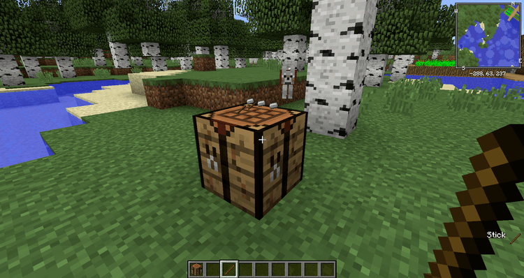 realbench mod for minecraft 03