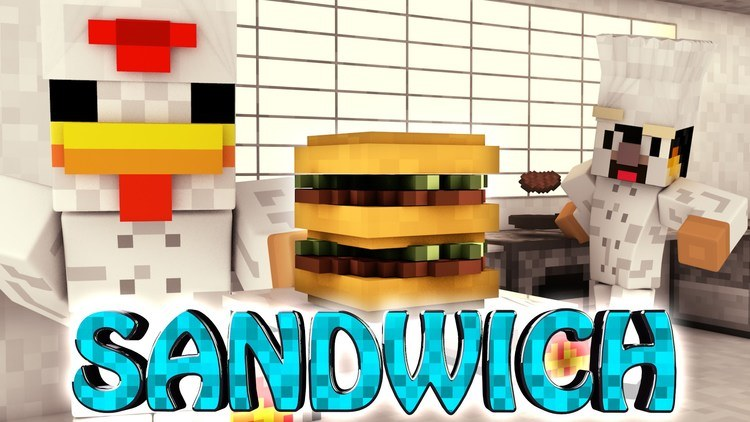 Sandwiches mod for minecraft mc mod net for 9minecraft decoration mod