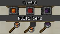 useful nullifiers mod for minecraft logo