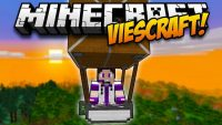 viescraft mod for minecraft logo