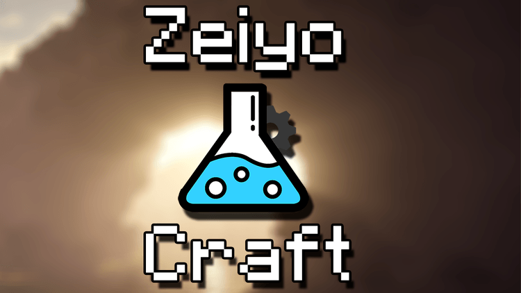 zeiyocraft mod for minecraft logo