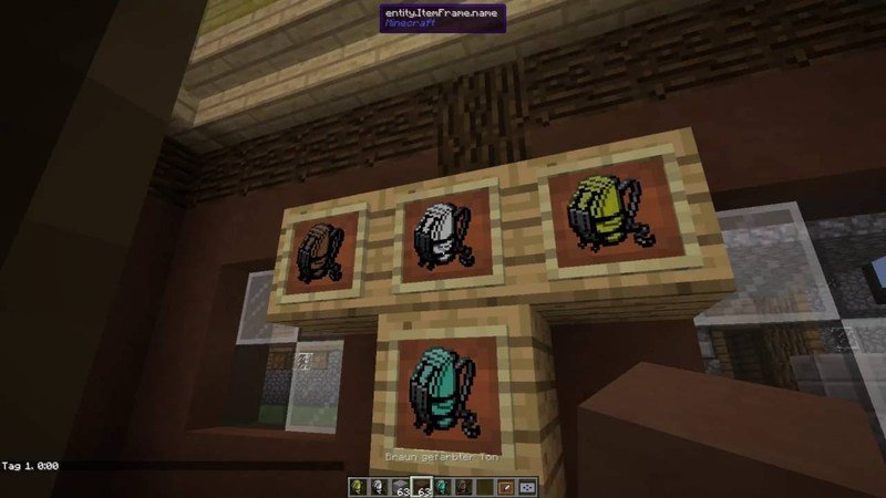 Iron Backpacks Mod Minecraft 14