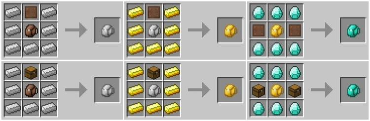 Iron Backpacks Mod for Minecraft 2