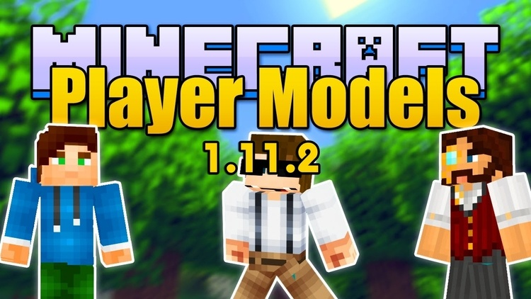 More Player Models Mod for Minecraft