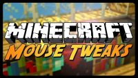 Mouse Tweaks Mod for Minecraft Logo