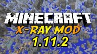X Ray Mod for Minecraft